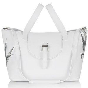 Meli Melo Thela Mini Aloe Print Handbag NEW!